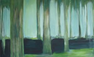 Michaela Schulze Wehninck: Wald IV