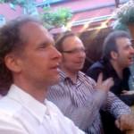 Dieter Kränzlein, Juri Czyborra, David Alcántara
