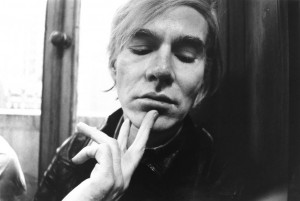 Will McBride: Andy Warhol in New York, 1972